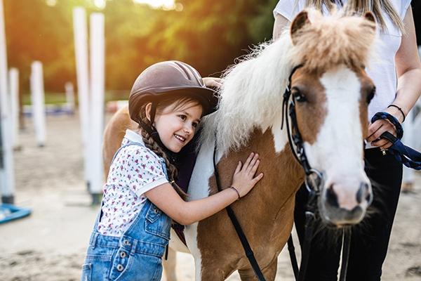 Obozy jeździeckie dla dzieci naKaszubach